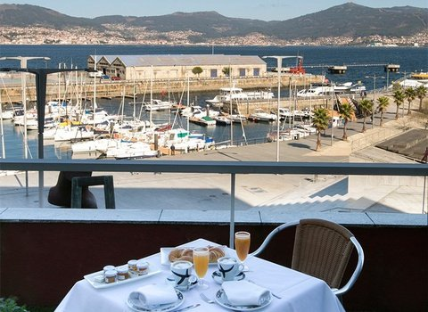 Located in the ideal place to Vigo
